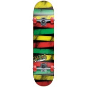 Blind Rasta Stripes 7.75 Skateboard Complete