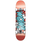 Blind Wow! Youth Mid 7.3 Skateboard Complete - Kid's