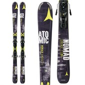 Atomic Nomad Smoke TI Skis + XTO 12 Bindings 2015