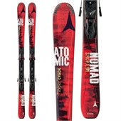 Atomic Nomad Smoke Skis + XTO 10 Bindings 2015