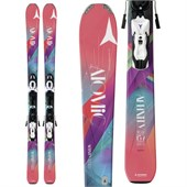 Atomic Affinity Storm Skis + XTO 10 Bindings - Women's 2015