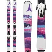 Atomic Vantage Girl III Skis + XTE 7 Bindings - Big Girls' 2016
