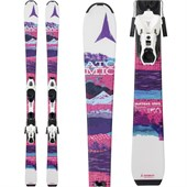 Atomic Vantage Girl III Skis + XTE 7 Bindings - Girl's 2015