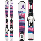 Atomic Vantage Girl II Skis + XTE 045 Bindings - Big Girls' 2016