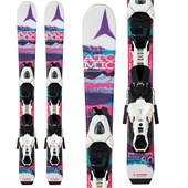 Atomic Vantage Girl I Skis + XTE 045 Bindings - Big Girls' 2016