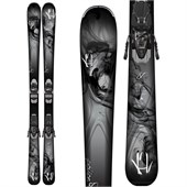 K2 Potion 80XTi Skis + ERC 11 TC Bindings - Women's 2015