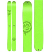 K2 Shreditor 136 Powabunga Skis 2015