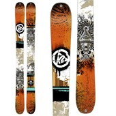K2 Shreditor 100 Jr Skis - Boy's 2015
