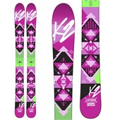 K2 Luv Bug Skis - Girl's 2015