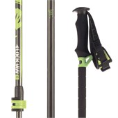 K2 LockJaw Carbon Probe/Carbon Adjustable Ski Poles 2015
