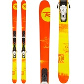 Rossignol Sprayer Skis + Xelium 100 Bindings 2015