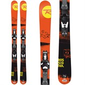 Rossignol Sprayer Pro Skis + Comp J 45 Bindings - Boy's 2015