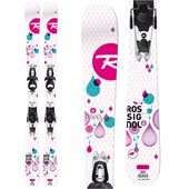 Rossignol Trixie Pro Skis + Xelium Kid 45 Bindings - Girl's 2015