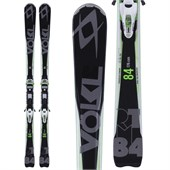 Volkl RTM 84 Skis + iPT Wide Ride 14.0 Bindings 2015