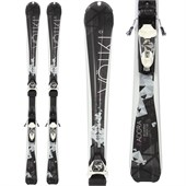 Volkl Adora Skis + Essenza 3Motion 10.0 Bindings - Women's 2015