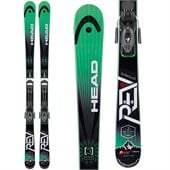 Head REV 80 Pro Skis + PR 11 Bindings 2015