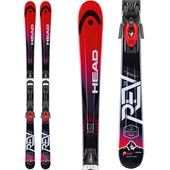 Head REV 75 Skis + PR 10 Bindings 2015