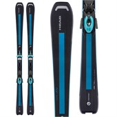 Head Pure Joy Skis + Joy 9 Bindings - Women's 2015