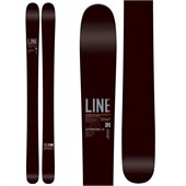 Line Skis Supernatural 115 Skis 2015