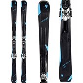 Blizzard Viva 810 TI Skis + IQ TP12 Bindings - Women's 2015