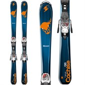 Blizzard Cochise Jr Skis + IQ 7 Bindings - Boy's 2015