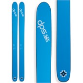 DPS Lotus 120 Pure3 Spoon Skis 2015