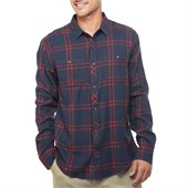 Reef Cold Dip 5 Flannel Button Down Shirt