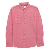Reef Solid 2 Long-Sleeve Button-Down Flannel Shirt