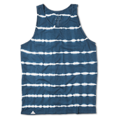 Altamont White Lines Tank Top