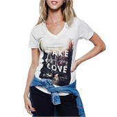Glamour Kills Take What You Love T-Shirt - Women's