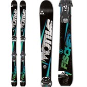 Fischer Motive 86 Ti Skis 2015