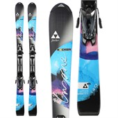 Fischer Inspire FP9 Skis + RS10 Bindings - Women's 2015