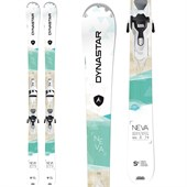 Dynastar Neva 74 Skis + Xpress 11 Bindings - Women's 2015