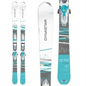 Dynastar Active Skis + Xpress 11 Bindings - Women's 2015