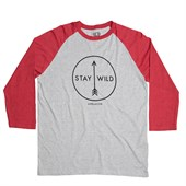 Airblaster Stay Wild Raglan Top