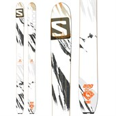 Salomon Q BC Lab Skis 2015
