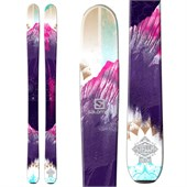 Salomon Q-103 Stella Skis - Women's 2015