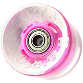 Sunset Light Up Cruiser 78a Skateboard Wheels w/ Bearings