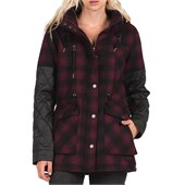 Volcom Hazy Wool Blend Jacket - Women's