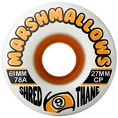 Sector 9 Marshmallows 78a Shred Thane Longboard Wheels