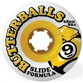Sector 9 Butterball 80a Slide Formula Longboard Wheels