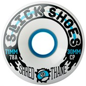 Sector 9 Slick Shoes 78a Shred Thane Longboard Wheels