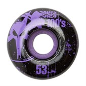 Bones 100's 100a Skateboard Wheels