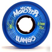 Landyachtz Micro Monster Hawgs Longboard Wheels