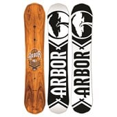 Arbor Roundhouse Snowboard 2015