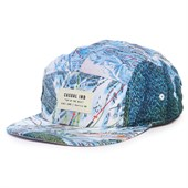 Casual Industrees Stevens Trail Map Hat