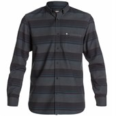 Quiksilver Threadfin Long-Sleeve Button-Down Shirt