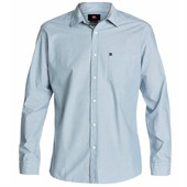 Quiksilver Ventures Long-Sleeve Button-Down Shirt