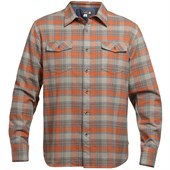 Quiksilver Rock Creek Long-Sleeve Button-Down Shirt