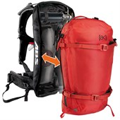 Burton ABS Vario Cover AK 23L Pack